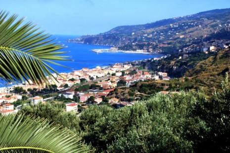 ジョバンニが生まれ育った南イタリア、カラブリア州の風景